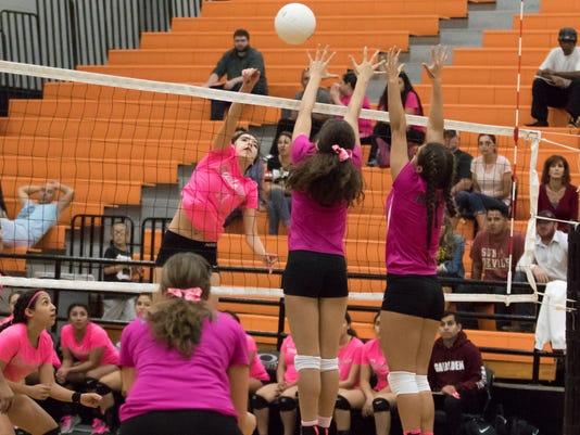 Gadsden volleyball