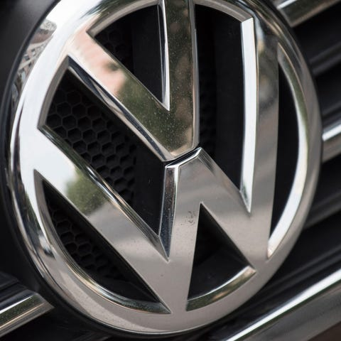 Automaker Volkswagen says it's being fined 1...