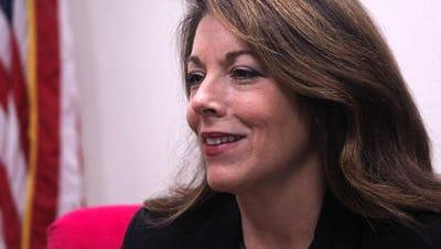La Quinta Mayor Linda Evans