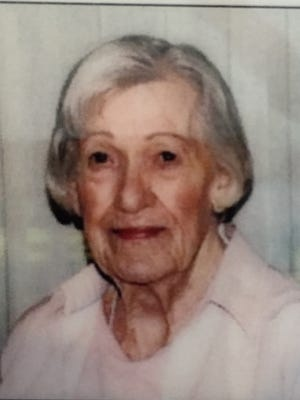 Karma Gleason was taken to the hospital three days after falling at her apartment at the Allegro senior living facility in Tallahassee. She died about a week later.
