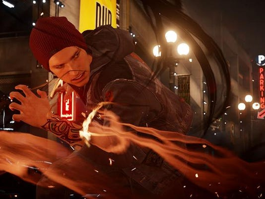 SAL0331-Game Review-inFamous