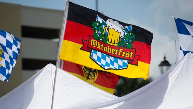 Enjoy Oktoberfest celebrations across the Treasure Coast this weekend.