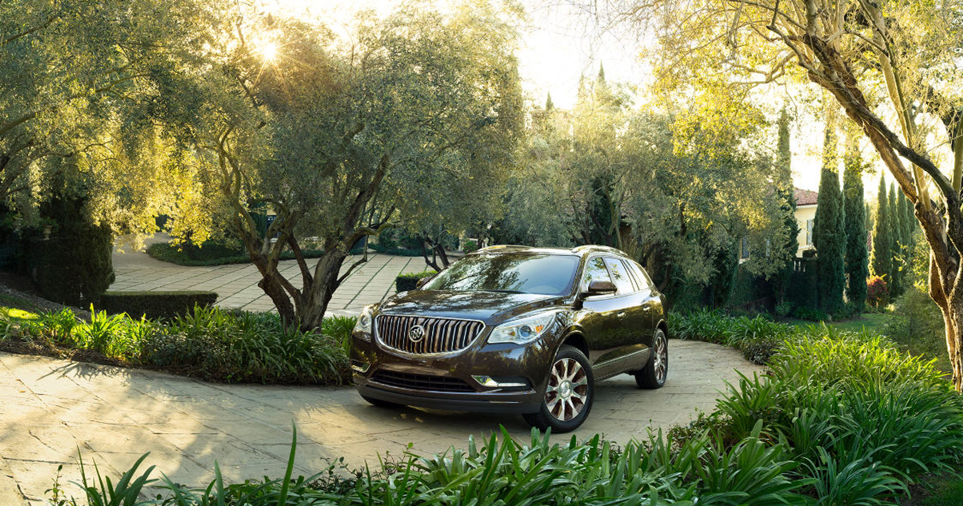 Buick Offers New Tuscan Edition On Enclave SUV