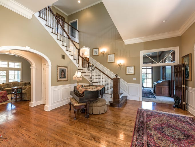 Mansion on the Market: 9820 Bayou Bend Drive