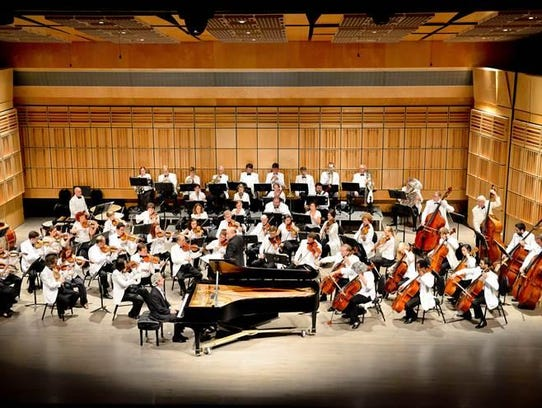 The Endless Mountain Music Festival Symphony Orchestra