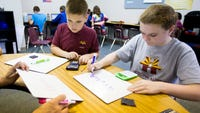 Traditional students are paying the price in many schools for the state underfunding special education.