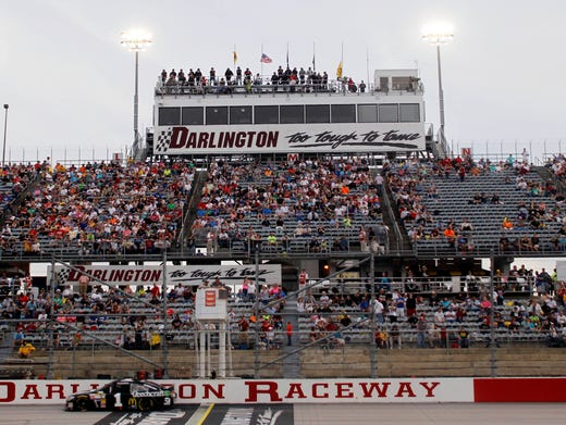 Nascar Restores Beloved Tradition With Darlington S Move Back To