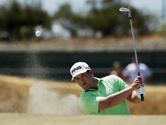 US Open Golf_Desk