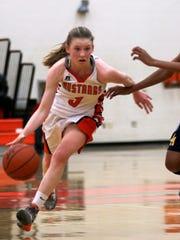 Northville's senior point-guard Kendall Dillon returns