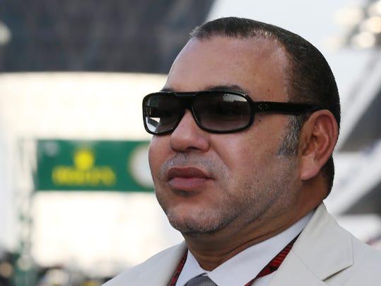 AP Mideast Emirates F1 GP Auto Racing