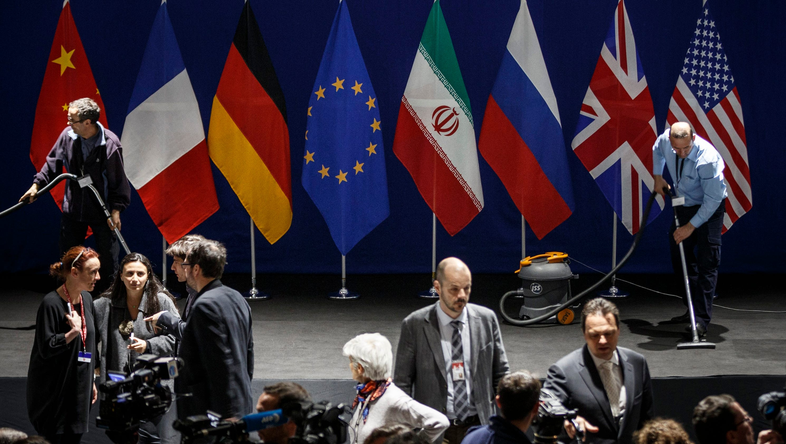 Iran Nuclear Agreement Means More Wrangling Ahead