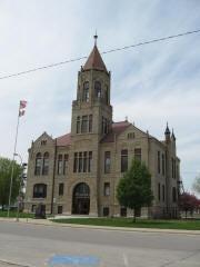 Iowa County Courthouse