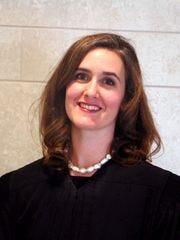 Judge Rebecca Ebinger