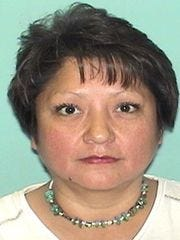Geraldine Baca is suspected in a meth trafficking ring and is wanted by the DEA.
