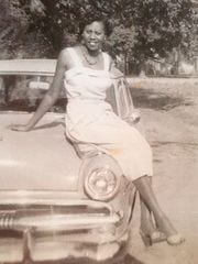 Pearl's husband, Roland, got a car during a trip where