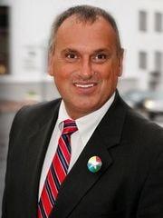 Peekskill Mayor Frank A. Catalina