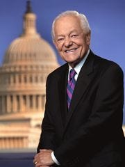 "Bob Schieffer, former host of ""Face the Nation."""