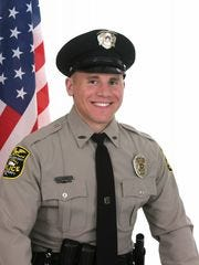 Northern York County Regional Police Officer Lynn Anderson.