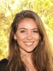 SORAYA LEVY, de 17 años.