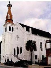 Emanuel AME Church, Charleston, South Carolina.