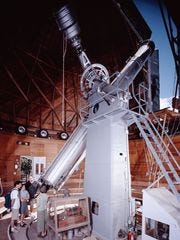 Lowell Observatory is best known for the part it played in the discovery of Pluto, the solar system's most famous ball of ice. Pluto, considered a planet for decades, was spotted by astronomer Clyde Tombaugh in 1930.