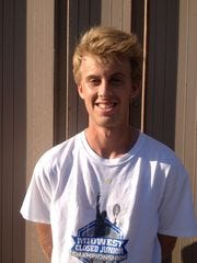 Michael Koch, Memorial boys' tennis