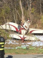 A pilot sustained major injuries during a runway mishap Thursday morning at Blairstown Airport. He later died at Morristown Medical Center.
