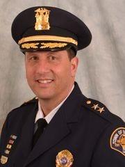 Brighton Police Chief Mark Henderson.