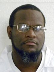 Kenneth Williams, 38, is scheduled to be executed on