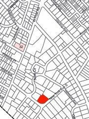 Location of group home proposed for 22 New York Avenue