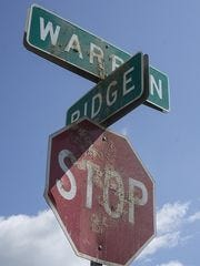 A solution has been found to pave the entire stretch of Ridge Road between Warren and Ford.