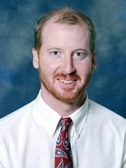 Executive Director of the York Regional Opiate Collaborative Dr. Matt Howie. Submitted/photo