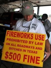 Russell Nettles was a strong proponent of safe fireworks