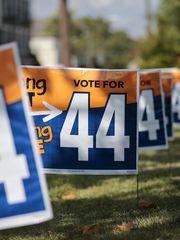 Issue 44, a joint levy between Cincinnati Public Schools
