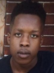 Damann Alford, 17, of Clementon is sought in connection