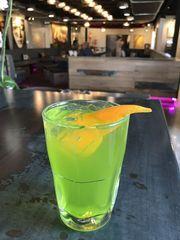 The Match Green Tea en Match Restaurant and Lounge.