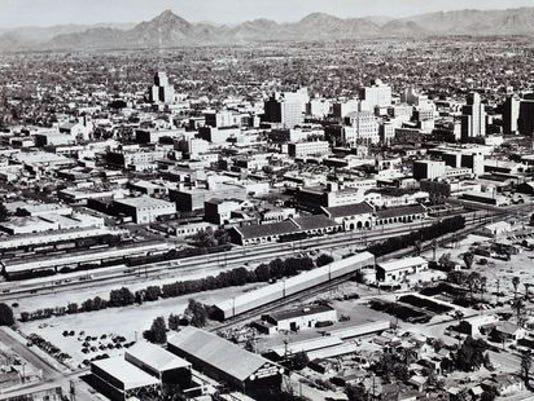 Phoenix in 1940