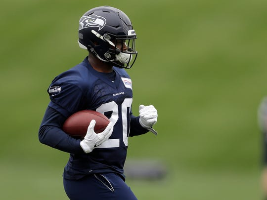 Can first-round draft pick Rashaad Penny pick up the