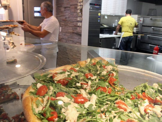 Most everyone was thrilled when Whole Foods said it would open a new store in Wall, but not Joe's Pizza. It was asked to leave, and ended up moving to a new location at 1901 Route 35 S. in Wall.