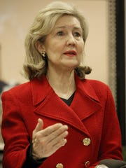 Former U.S. Senator Kay Bailey Hutchison