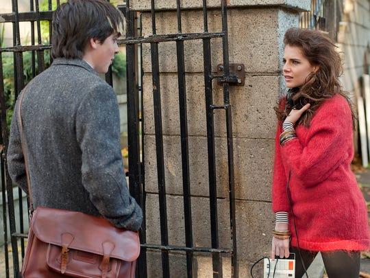 Conor (Ferdia Walsh-Peelo) woos the fair Raphina (Lucy