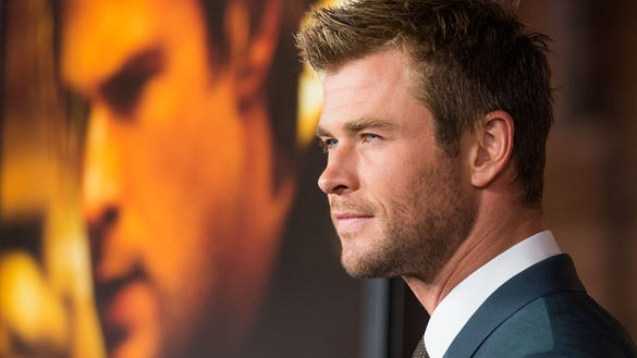 Thor Shorn Chris Hemsworth Explains His New Short Hair Look