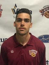 Nicholas Bolton, a current member of the Philadelphia Fury, was selected to be the Buena Regional High School boys' soccer coach this season.