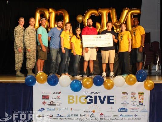 Big Give 1