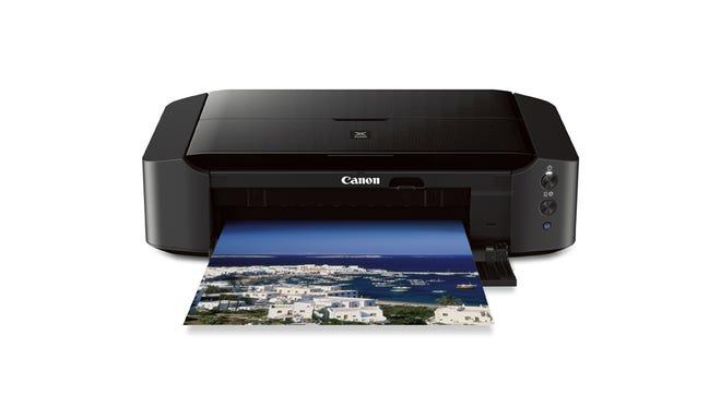 The Canon PIXMA iP8720 printer