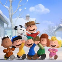 "Charlie Brown, Snoopy and the gang are back in ""Peanuts Movie."""