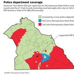 Database: How much are you paying for police?