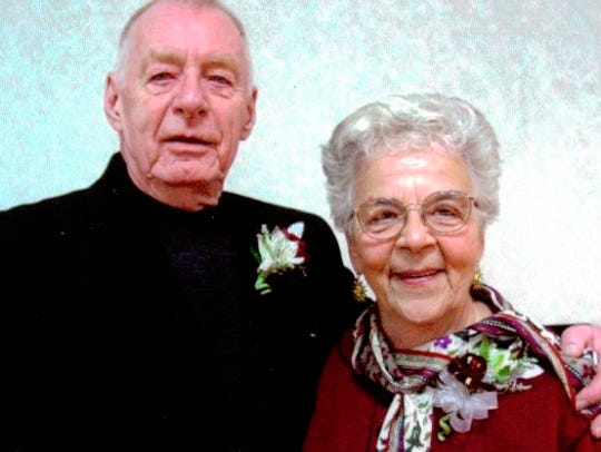Don and Patricia Simmons, both deceased, raised their