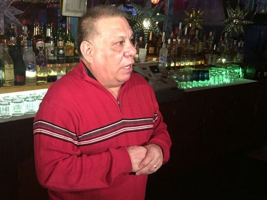Victor Canela, co-owner of the Mexican Village restaurant