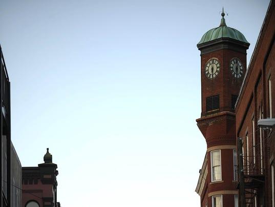 Staunton clocktower